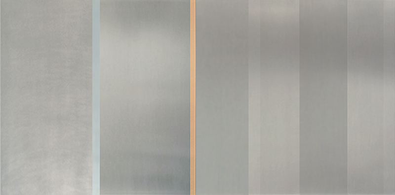 untitled ( mixed media minimal painting ), fine art concrete painting © scott meyers, scott w meyers, scott woodward meyers
